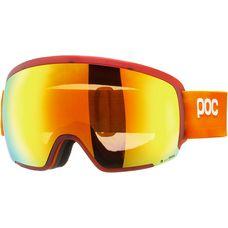 POC Orb Clarity Skibrille timonium orange-spektris orange