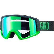 Giro Semi Skibrille brigth green-turbulence