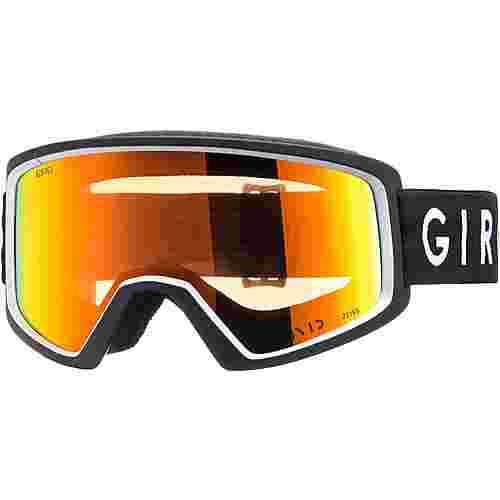 Giro Blok Skibrille black white core