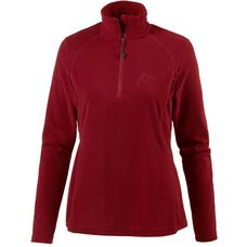 Maier Sports Greta Funktionsshirt Damen red dahlia