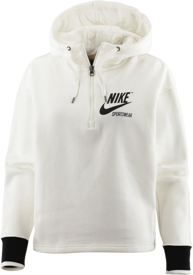 Nike Hoodie Damen White Im Online Shop Von Sportscheck Kaufen