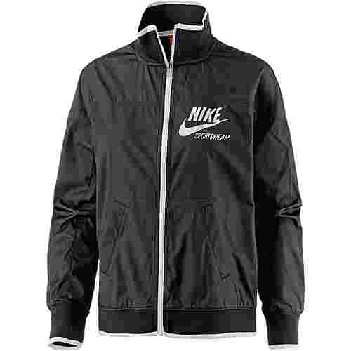 Nike Polyjacke Damen black-white