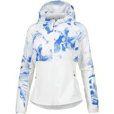 adidas Ultra Laufjacke Damen crystal white