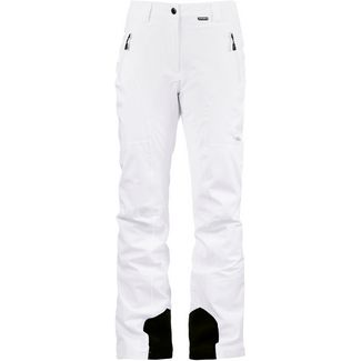 ICEPEAK Noelia Skihose Damen optic white