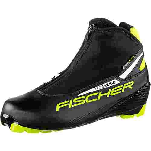 Fischer RC3 Classic Langlaufschuhe black