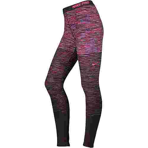 Nike Pro Hyperwarm Tights Damen racer pink-racer pink
