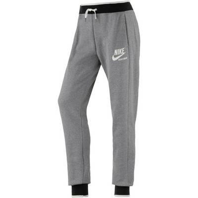 Nike Sweathose Damen grey-black