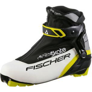 Fischer Race Pro Skate My Style Langlaufschuhe Damen white-black