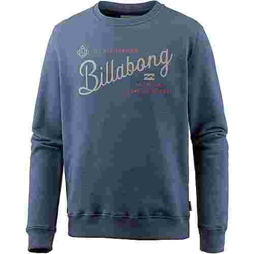 Billabong WILCOX Sweatshirt Herren NAVY HEATHER