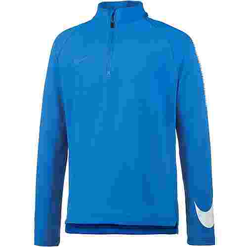 Nike Squad Funktionsshirt Kinder italy blue/white/italy blue