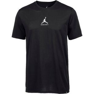 Nike M JBSK DF 23/7 BBALL JMPMN TEE T-Shirt Herren black-white
