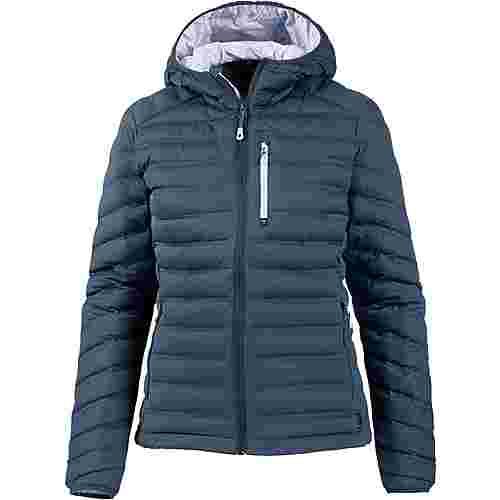 Mountain Hardwear Strechdown Hooded Daunenjacke Damen zinc