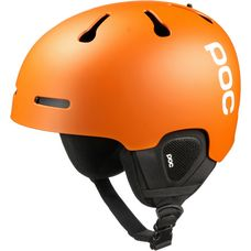 POC Auric Cut Skihelm timonium orange