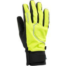 Reusch Modi Stormbloxx Langlaufhandschuhe neon yellow-black