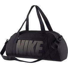 Nike GYM CLUB Sporttasche Damen black/metallic