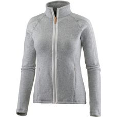 Maier Sports Masella Fleecejacke Damen snow white