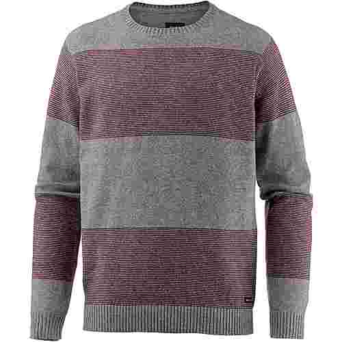 RVCA CHANNELS CREW Sweatshirt Herren ATHLETIC HEATHE