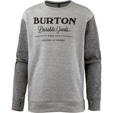 Burton OAK Fleecepullover Herren MNTHTR/TBLKHR