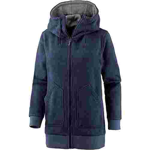 Burton MINXY Strickfleece Damen MOOD INDIGO HEATHER