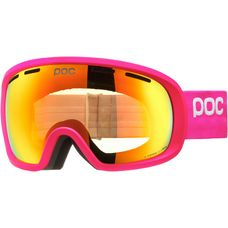 POC Fovea Skibrille fluorescent pink