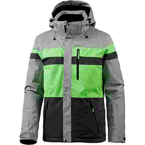 ICEPEAK Kendra Skijacke Herren light grey