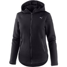 PUMA Nocturnal Sweatjacke Damen Puma Black
