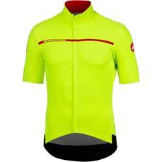 castelli Gabba 3 Fahrradtrikot yellow fluo