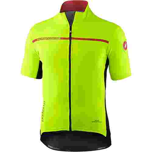 castelli Perfetto Light 2 Fahrradtrikot yellow fluo