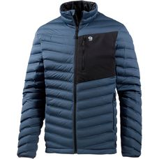 Mountain Hardwear Strechdown Daunenjacke Herren zinc
