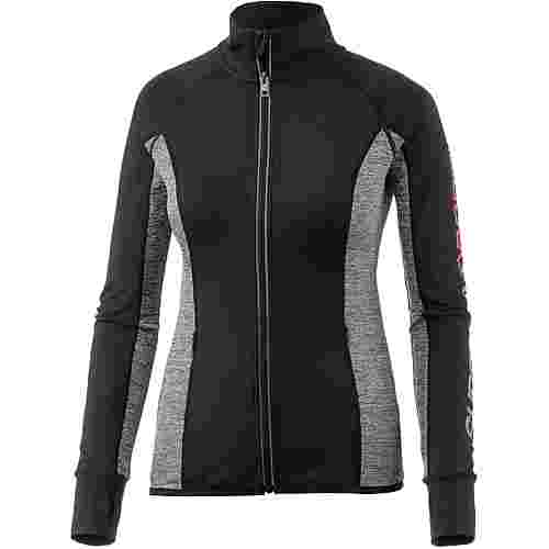 Superdry Funktionsjacke Damen FC0-black/speckle charcoal