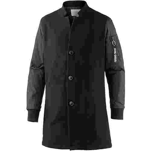 Jack & Jones Wollmantel Herren black