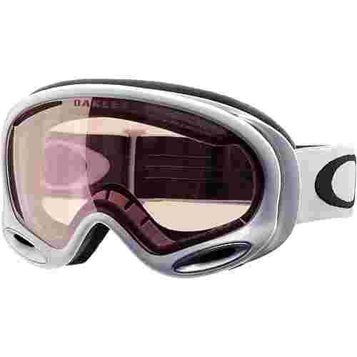 Oakley A-FRAME 2.0 Snowboardbrille polished white-prizm hi pink