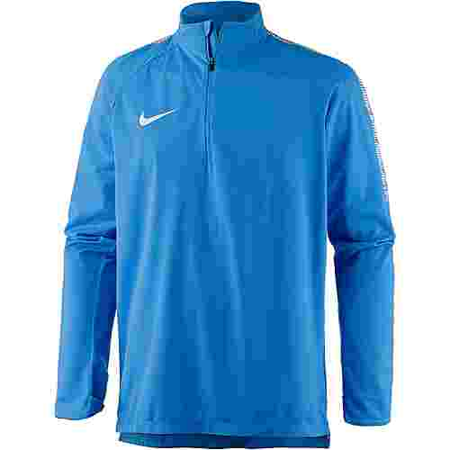 Nike Squad Funktionsshirt Herren italy blue/white/white