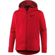 Nike Hoodie Herren university red-black