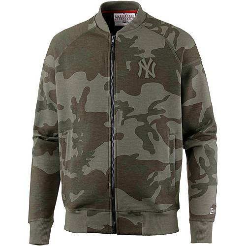 New Era NEW YORK YANKEES Bomberjacke Herren new olive
