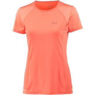 GORE® WEAR R5 Laufshirt Damen coral glow