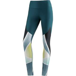 Under Armour Balance Tights Damen tourmaline teal-tonal