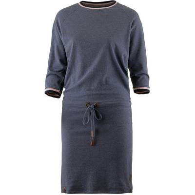 Naketano Stifler's mom II Jerseykleid Damen bluegrey melange