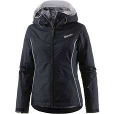 Bench BOLD SOLID JACKET Snowboardjacke Damen BLACK BEAUTY