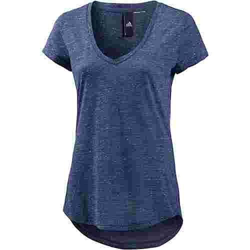 adidas Winners T-Shirt Damen noble indigo