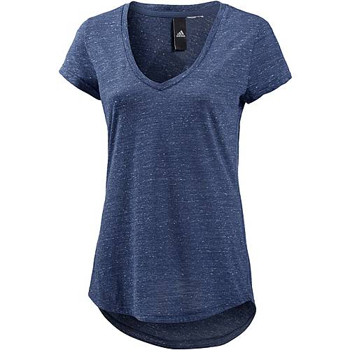 adidas Winners T-Shirt Damen noble indigo
