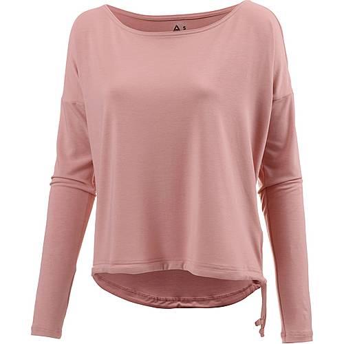 Reebok Nature X Langarmshirt Damen chalk pink