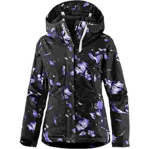Bench AOP JACKET Snowboardjacke Damen black