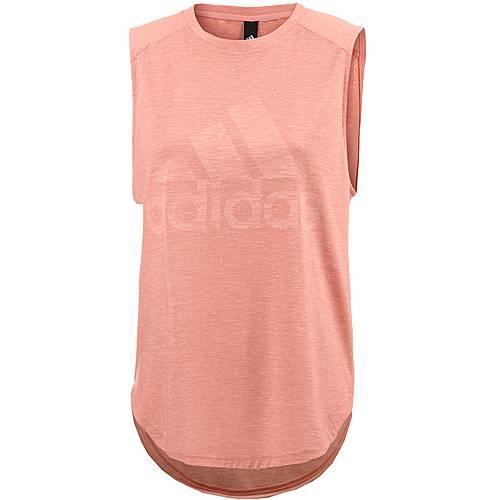 adidas Winners Tanktop Damen trace pink