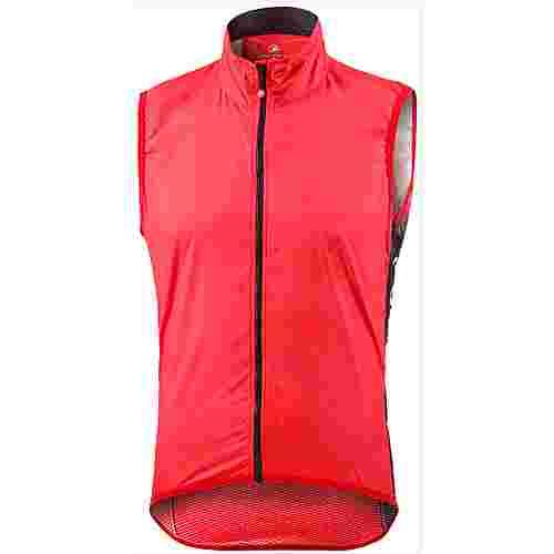 castelli Pro Light Fahrradweste Herren red
