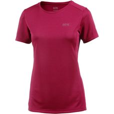 GORE® WEAR R3 DAMEN SHIRT MELANGE Funktionsshirt Damen jazzy pink melange