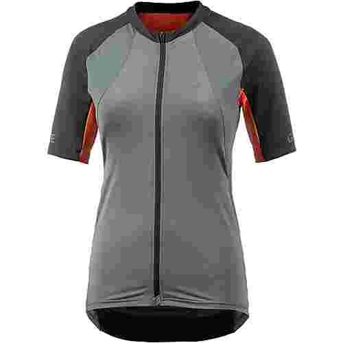 GORE® WEAR Pro Fahrradtrikot Damen castor grey/terra grey