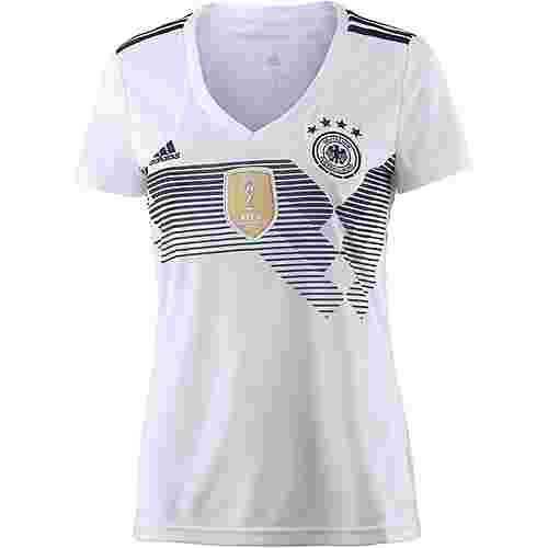 adidas DFB WM 2018 Heim Trikot Damen white/black