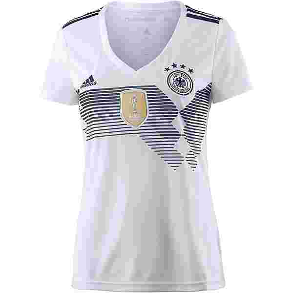 adidas DFB WM 2018 Heim Trikot Damen white/black