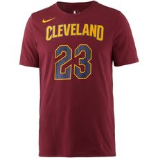 Nike CLEVELAND CAVALIERS T-Shirt Herren RED